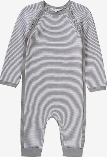 BELLYBUTTON Baby Overall in grau, Produktansicht
