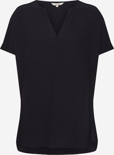 Herrlicher Shirt 'Luzi' in schwarz, Produktansicht
