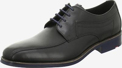 LLOYD Schnürschuhe in schwarz, Produktansicht