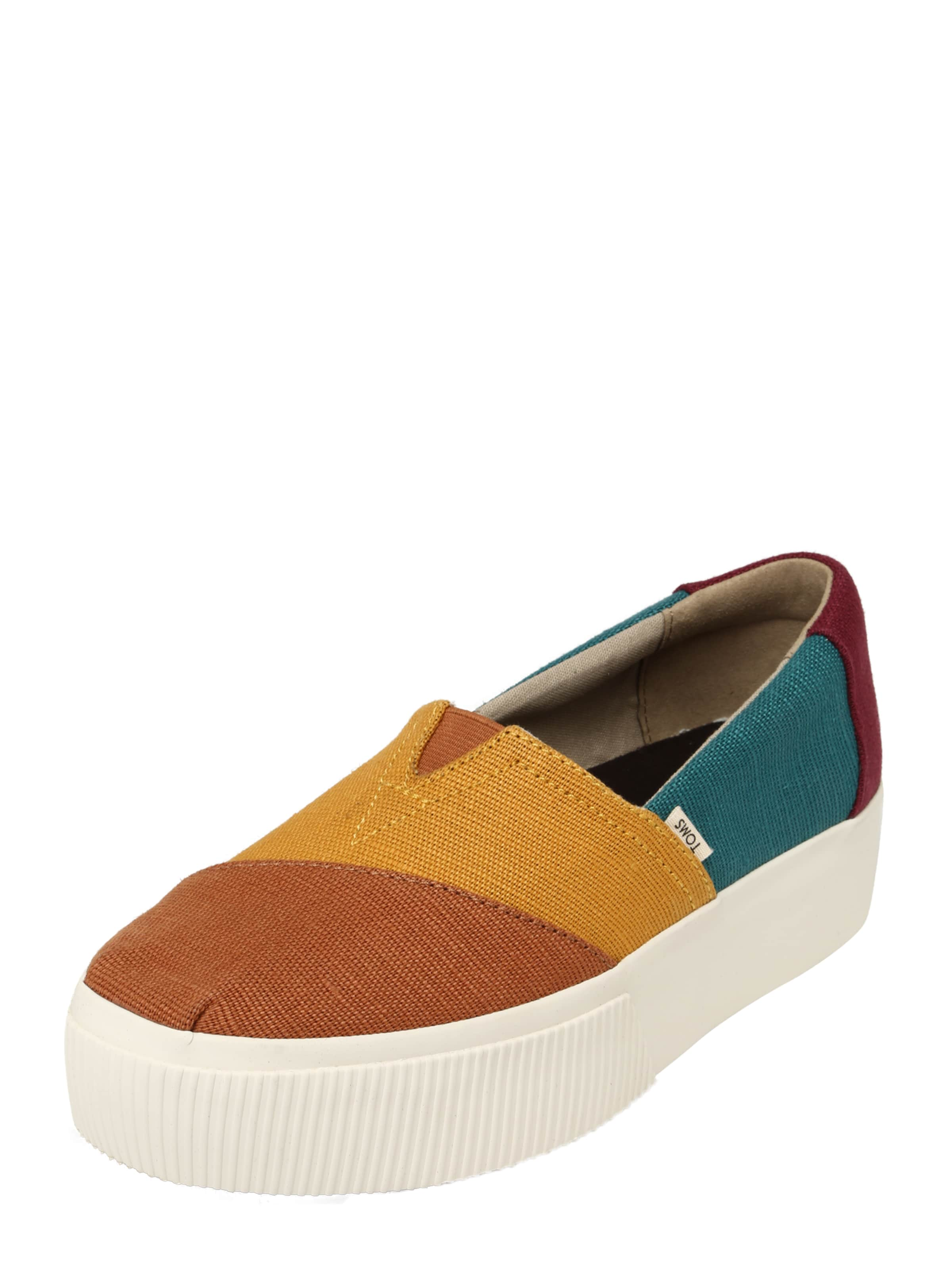 Mélange On De Couleurs Toms En 'alpargata Boardwalk' Slip kXTiuOPZ