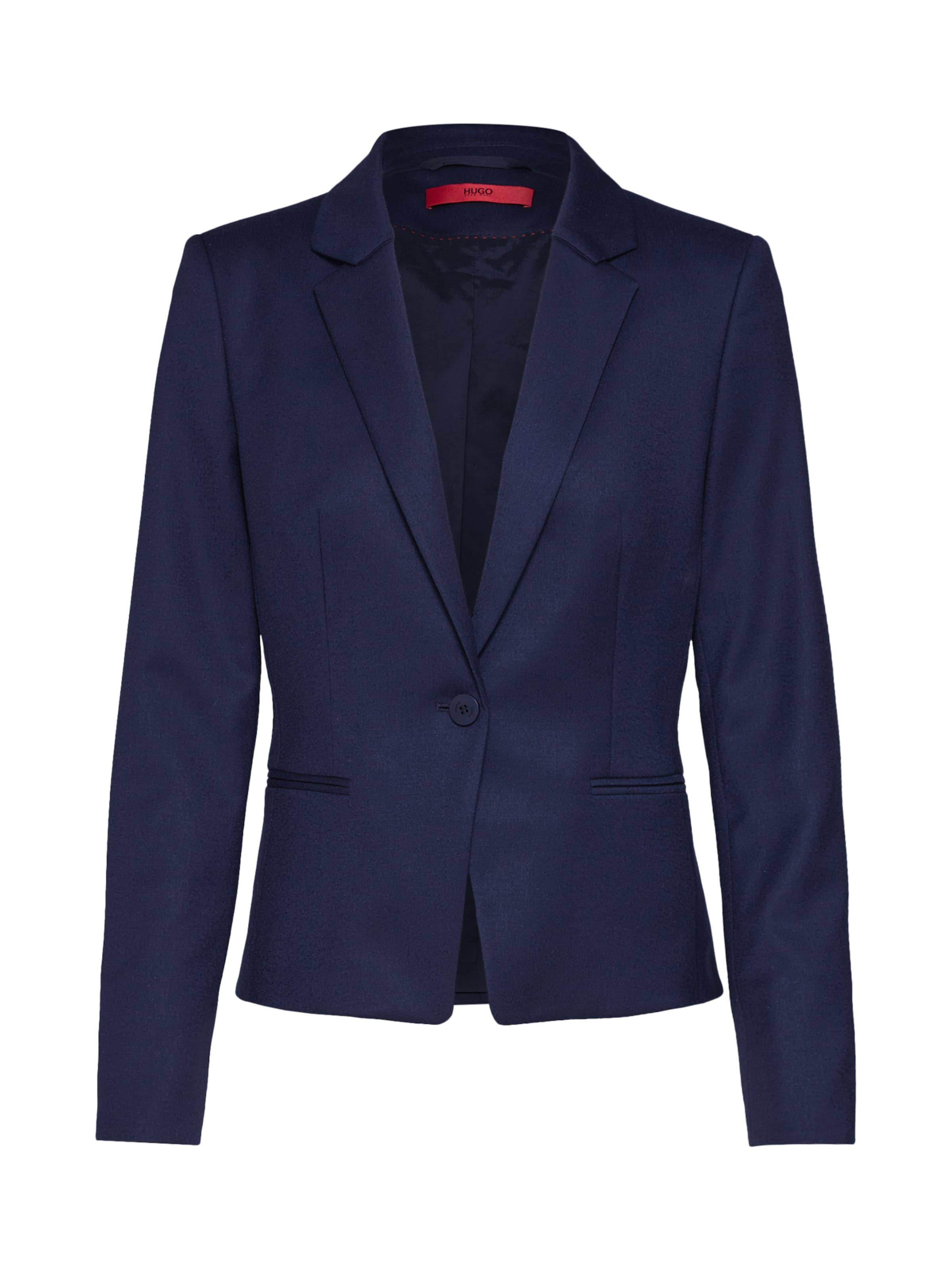 Hugo 'asima' 'asima' Hugo Blazer Bleu En Blazer ED29WHI