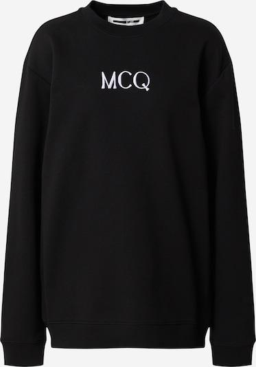 McQ Alexander McQueen Bluzka sportowa 'SET SWEATSHIRT' w kolorze czarnym, Podgląd produktu