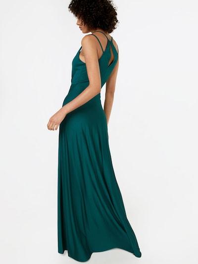 ABOUT YOU Maxikleid 'Falda' in smaragd: Rückansicht