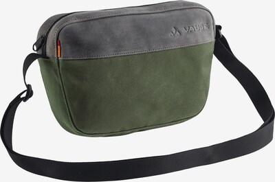 VAUDE Umhängetasche 'Triana' in grau / grün, Produktansicht