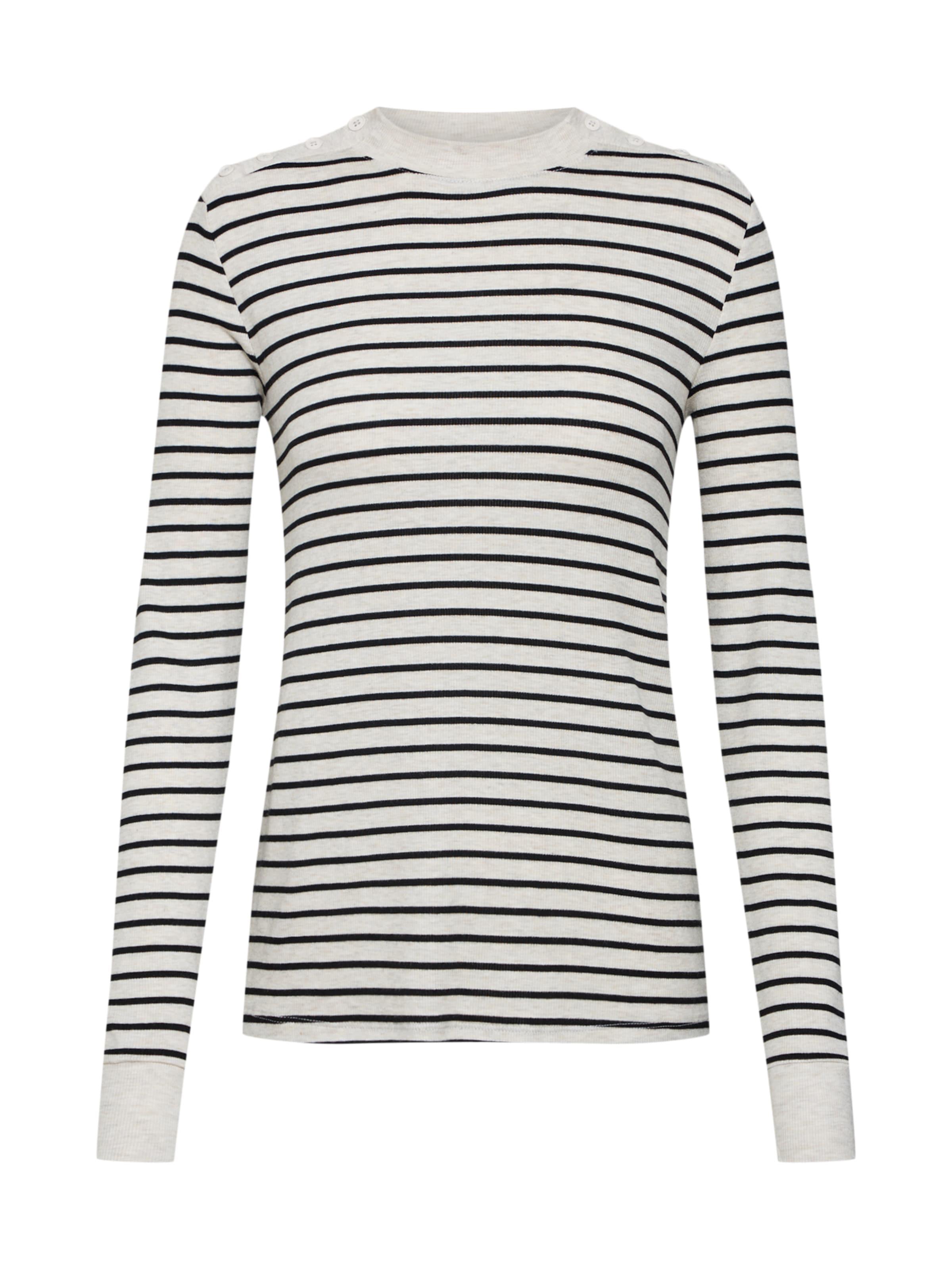T En CrèmeNoir shirt Blanc Perle Gap dxQBoChrts