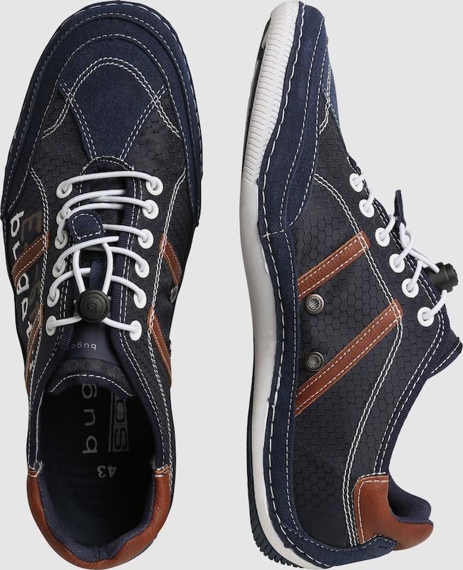 bugatti Sneaker mit Strukturmuster