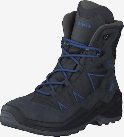 LOWA Stiefel in blau / anthrazit, Produktansicht