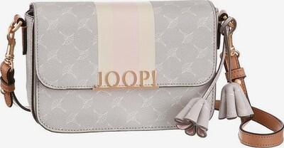 JOOP! Umhängetasche in beige / bronze / pastellgelb / hellgrau / pastellpink, Produktansicht