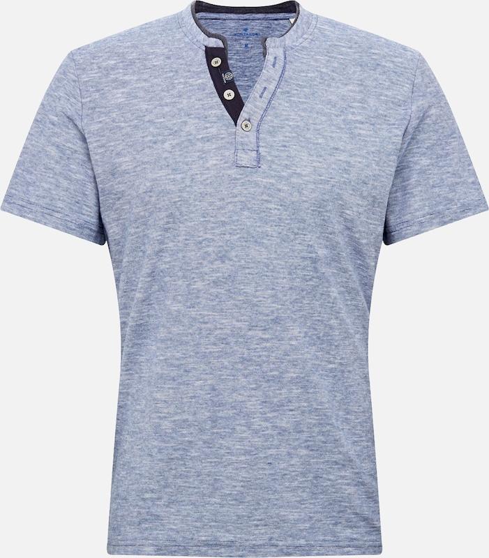 Tom Henley T 'basic Gris 1 Yd 2' shirt Tailor En iZuPOXkT