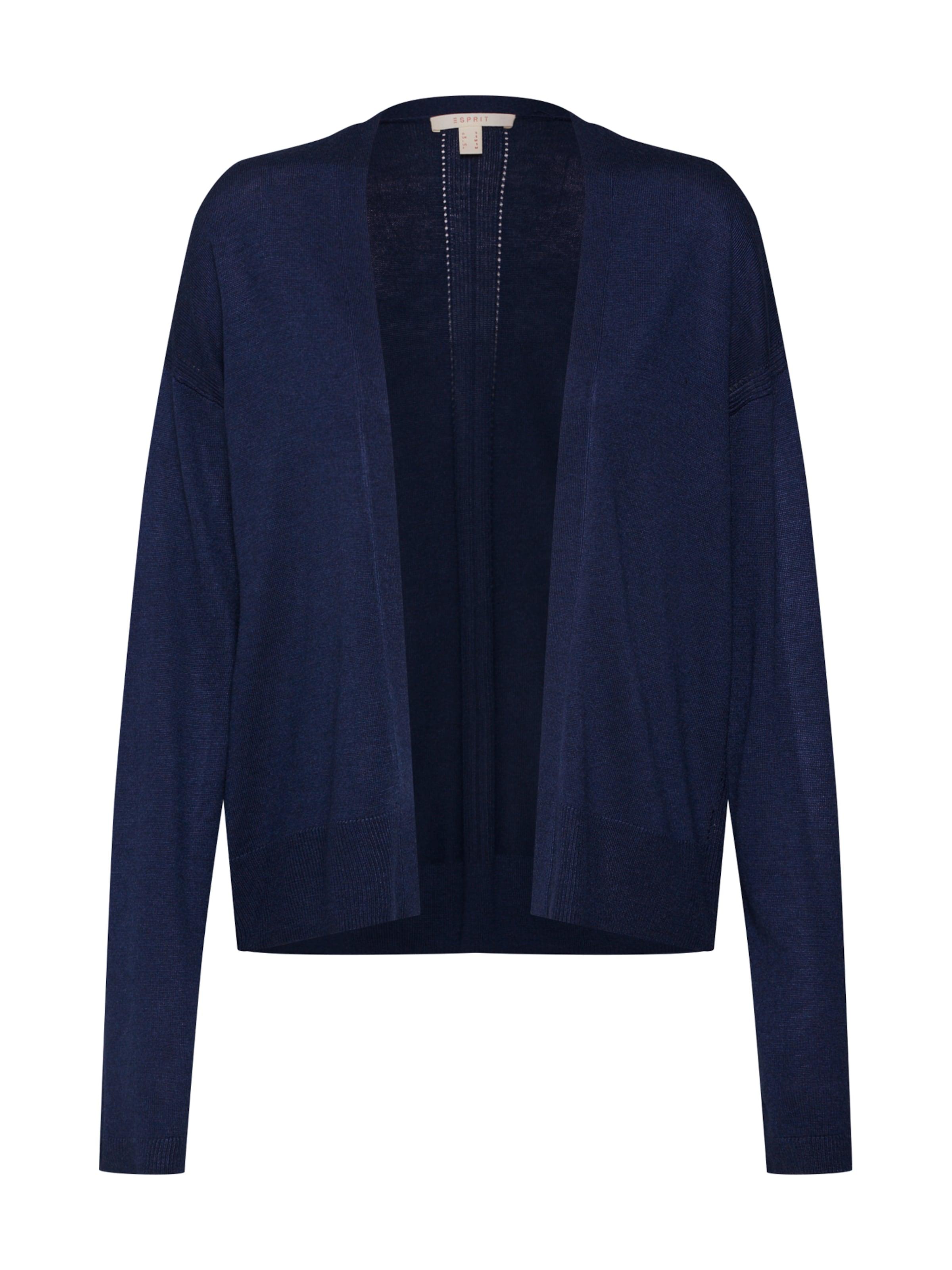 Esprit Bleu Esprit Cardigan En Marine Bleu Marine En Esprit Cardigan MVpSzqU