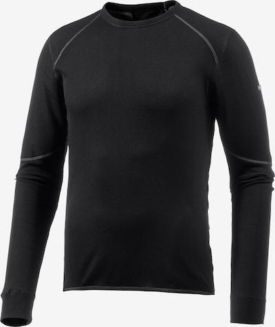 ODLO X-Warm Unterhemd Herren in grau / schwarz: Frontalansicht