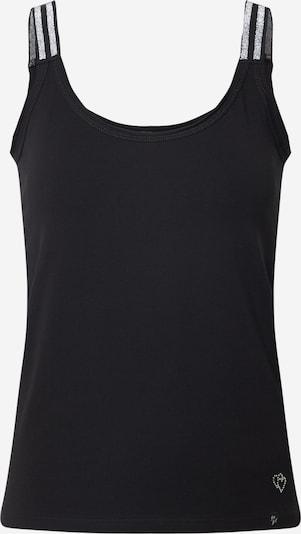 Key Largo Top 'Lissy' w kolorze czarnym, Podgląd produktu