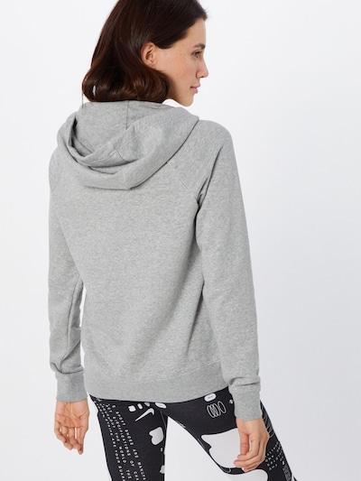 Nike Sportswear Sweat-shirt en gris: Vue de dos