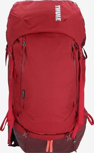 Thule Sportrugzak in de kleur Vuurrood, Productweergave