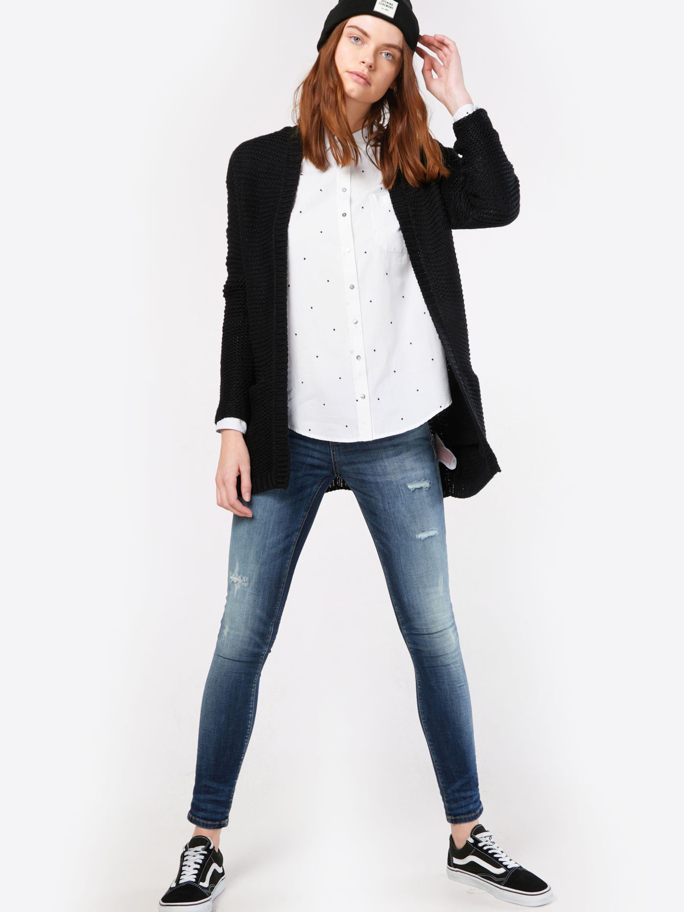 ESPRIT Bluse mit Muster Auslass Großhandelspreis UvP7b5gdj