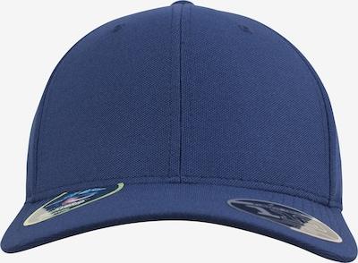 Flexfit Cap '110 Cool & Dry Mini' in blau: Frontalansicht