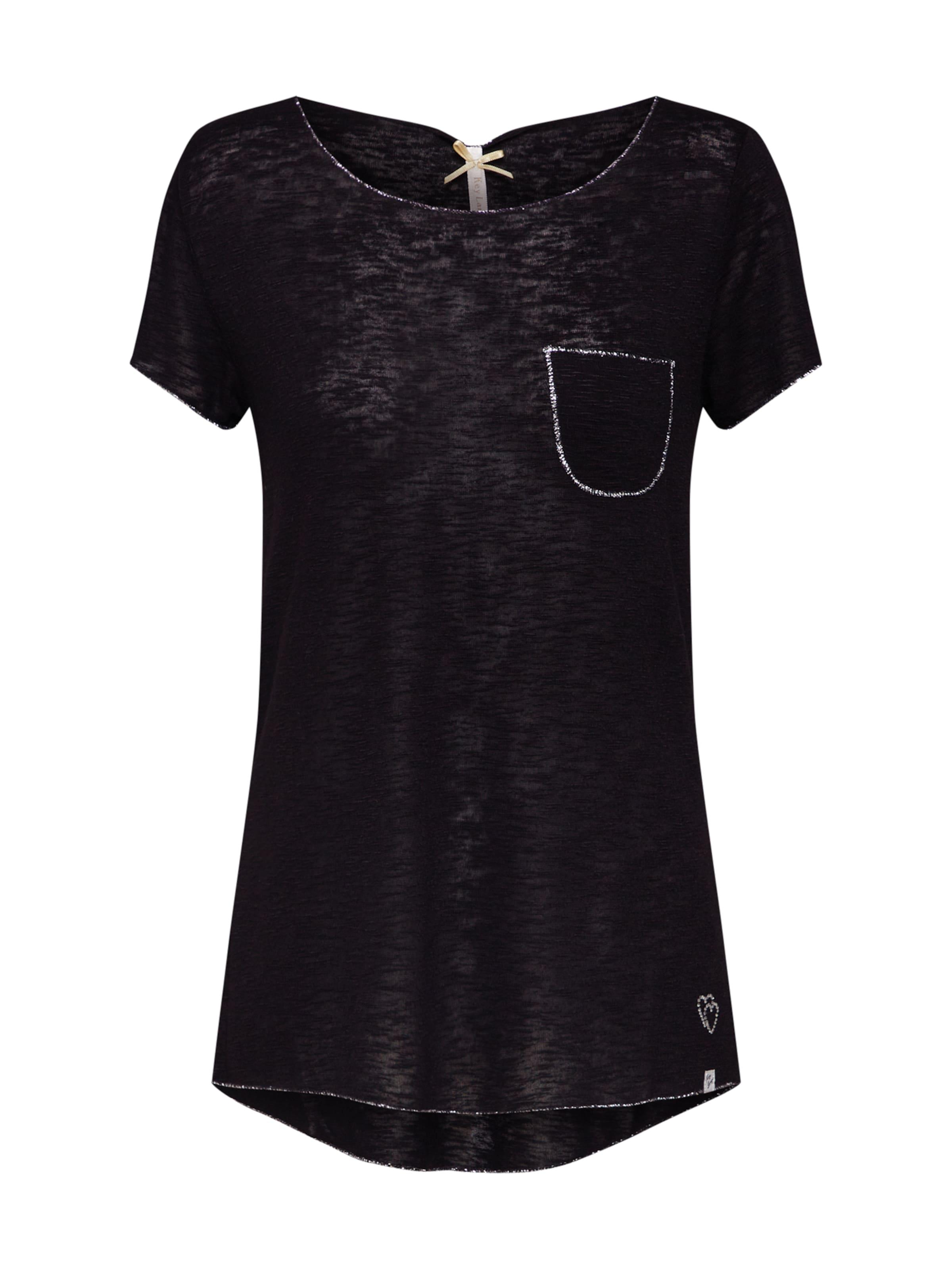 Key Largo Dublin 'wt New T Round' En shirt Noir QhxsrdCtB