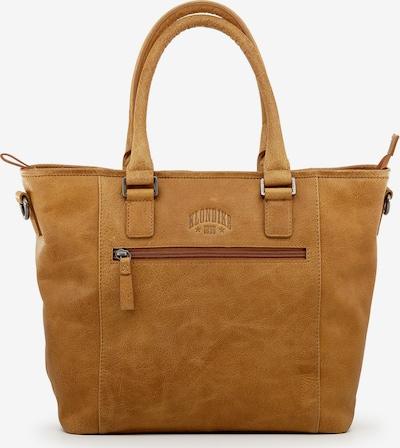 KLONDIKE 1896 Handtasche 'Milena' in braun, Produktansicht
