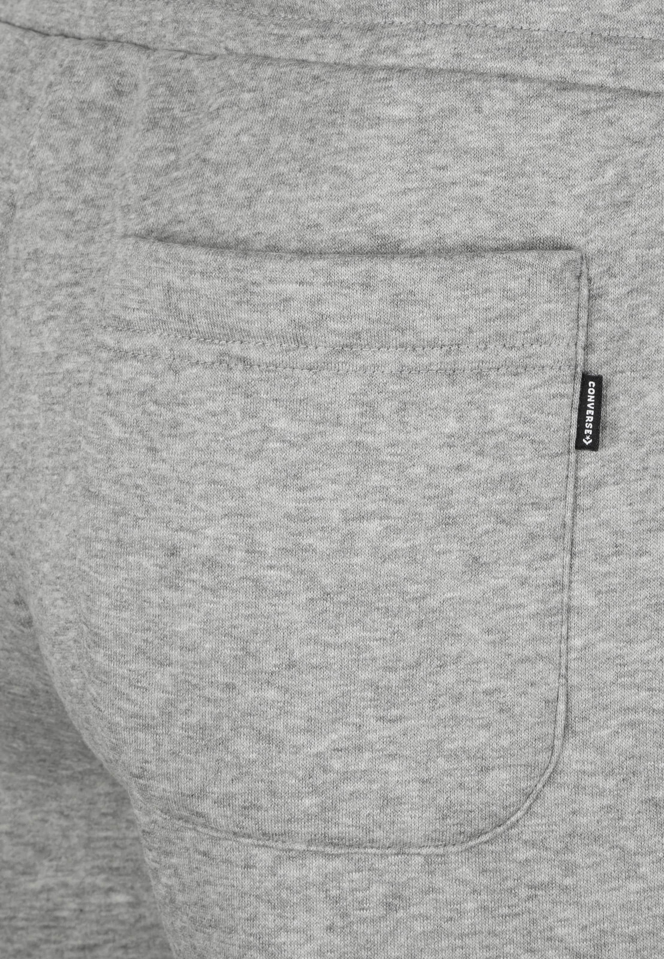 Chevron Graphic' Converse En Blanc 'star GrisNoir Pantalon CoerdxB