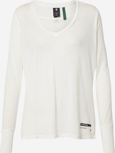 G-Star RAW Shirt 'Gyre utility' in schwarz / weiß, Produktansicht