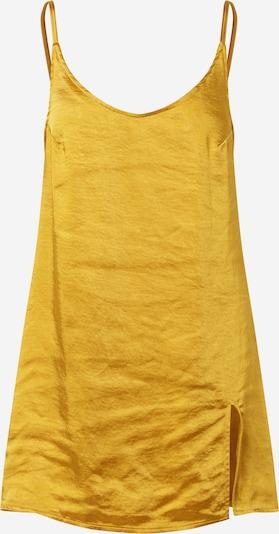 Motel Kleid 'Emilia' in goldgelb, Produktansicht