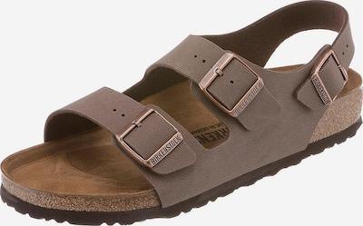 BIRKENSTOCK Sandale 'Milano' in mokka, Produktansicht