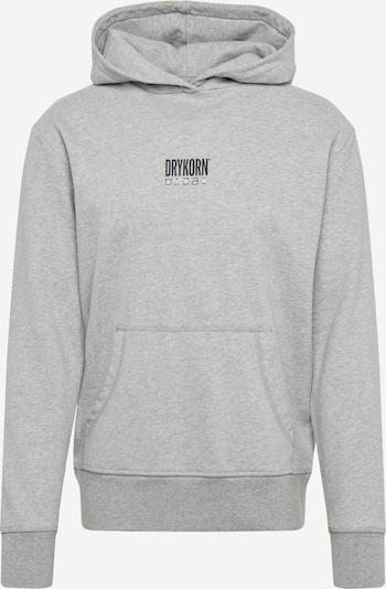 DRYKORN Sweat-shirt 'TONI_CODE' en gris, Vue avec produit