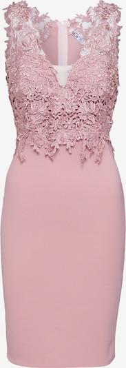 WAL G. Sukienka koktajlowa w kolorze różowy pudrowym: Widok z przodu