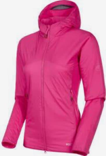 MAMMUT Jacke in pink, Produktansicht