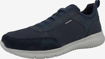 Baskets basses GEOX en bleu
