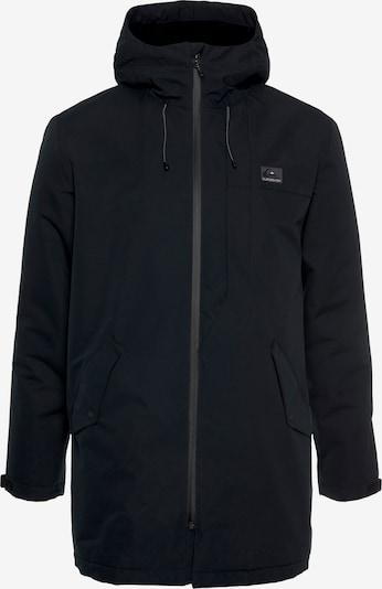 QUIKSILVER Outdoorjacke in grau / schwarz / weiß, Produktansicht
