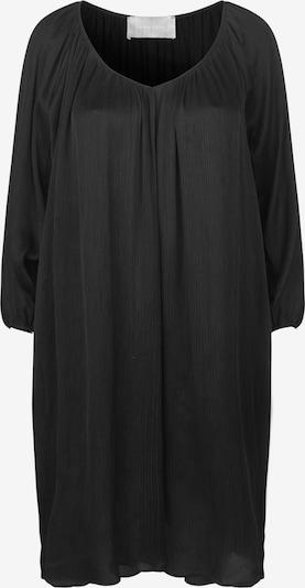 INAN ISIK Seidenkleid 'Wangari' in schwarz, Produktansicht
