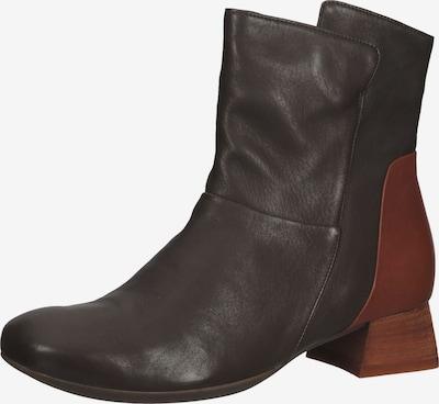 THINK! Stiefel in braun / dunkelbraun, Produktansicht