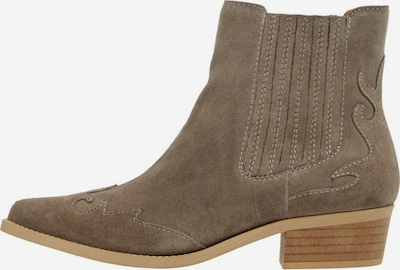 Bianco Cowboystiefel 'BIADELORA' in taupe, Produktansicht