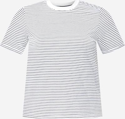 PIECES Curve Majica 'RIA' u crna / bijela, Pregled proizvoda