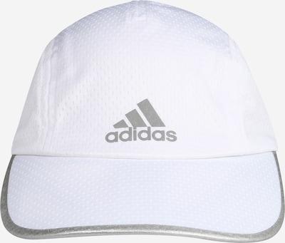 ADIDAS PERFORMANCE Cap in grau / weiß, Produktansicht