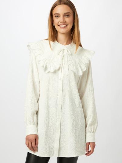 KAREN BY SIMONSEN Блуза 'Honey' в кремаво, Преглед на модела