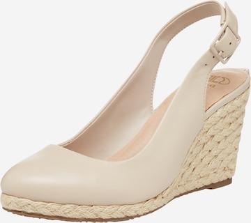 Dune LONDON Официални дамски обувки 'CODI' в бежово