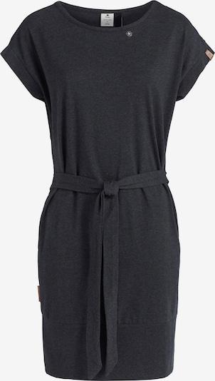 khujo Kleid 'RAMONA' in anthrazit / dunkelgrau, Produktansicht