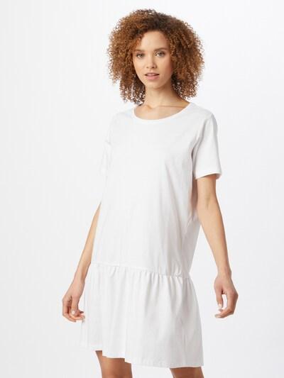 Urban Classics Curvy Kleid in offwhite, Modelansicht