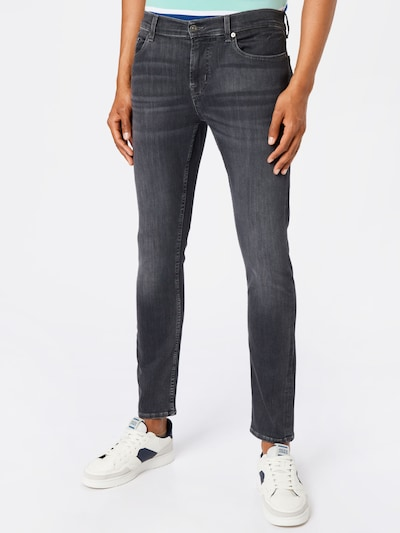 7 for all mankind Jeans 'RONNIE R L' in grau, Modelansicht