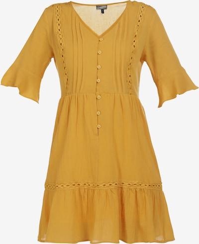 DreiMaster Vintage Kleid in honig, Produktansicht