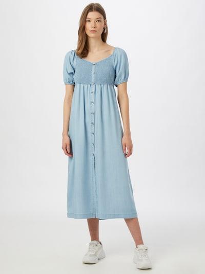 Salsa Kleid in hellblau, Modelansicht