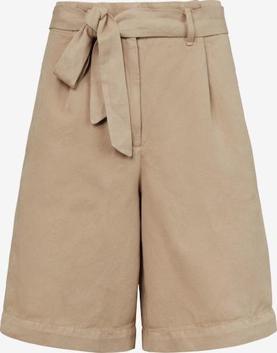 Peter Hahn Shorts in beige, Produktansicht