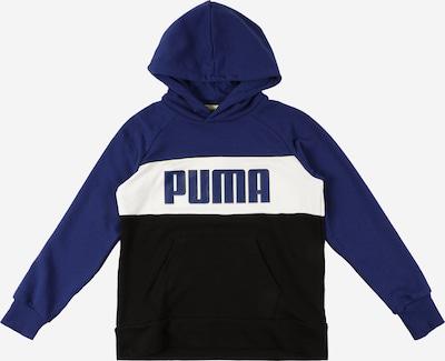 Megztinis be užsegimo 'Alpha' iš PUMA, spalva – mėlyna / juoda / balta, Prekių apžvalga
