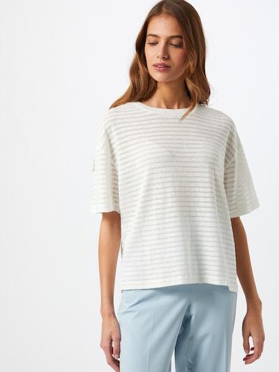 DRYKORN Majica 'LUNIE' u ecru/prljavo bijela / bijela: Prednji pogled