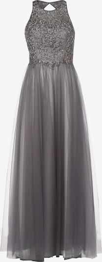 Laona Abendkleid in grau, Produktansicht