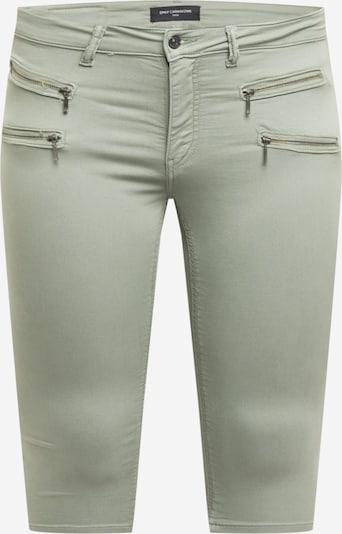 ONLY Carmakoma Pantalon en kaki, Vue avec produit