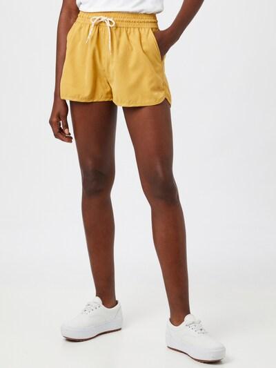BRUNOTTI Kalhoty 'Turvi' - žlutá, Model/ka
