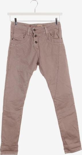 PLEASE Jeans in 25-26 in dunkelbeige, Produktansicht